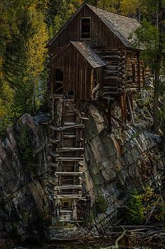 Rick Strobaugh - Crystal Creek Mill