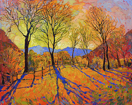 Crystal Dawn by Erin Hanson