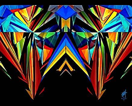 Crystal Duality  by Inga Vereshchagina