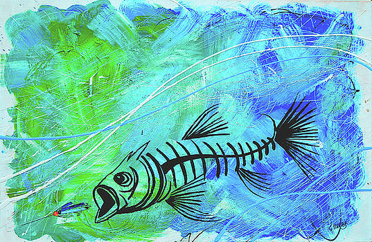 Crystal Fish by Jack Hanzer Susco