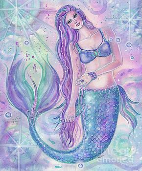 Crystal Mermaid by Renee Lavoie