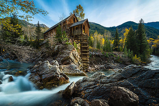 Crystal Mill by Chuck Jason