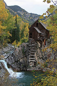 Crystal Mill by Teresa Stevens