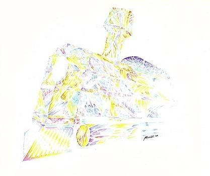 Crystal Train by Jacki Randall