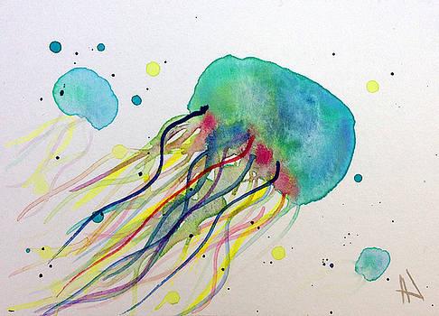 Patricia Lazaro - Crystal Yellyfish