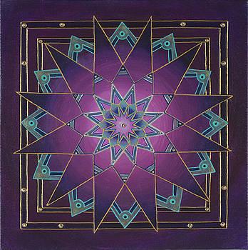 Crystalline Depths by Charlotte Backman