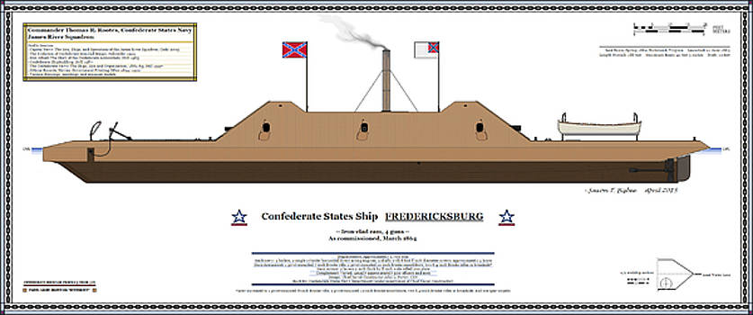 CSS Fredericksburg Color Profile by Saxon Bisbee