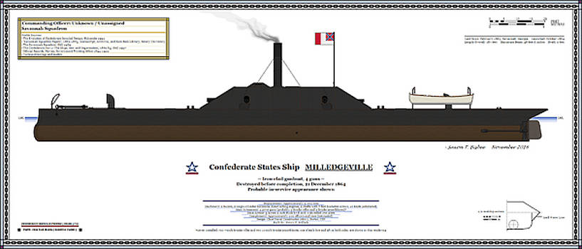 CSS Milledgeville Color Profile by Saxon Bisbee