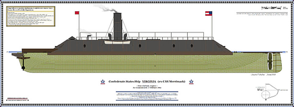 CSS Virginia Color Profile by Saxon Bisbee