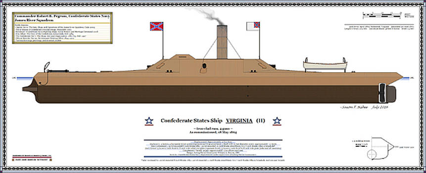 CSS Virginia II Color Profile by Saxon Bisbee