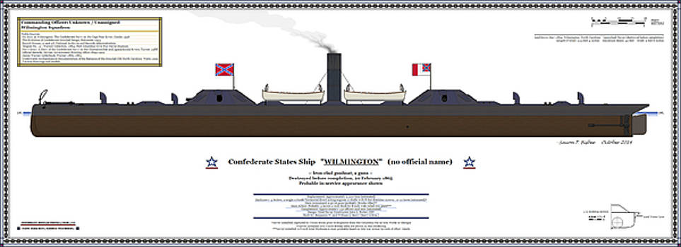 CSS Wilmington Color Profile by Saxon Bisbee