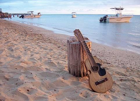 Tony Rodriguez - Cuatro Seascape