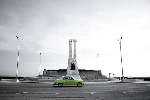 Cuba #1 by David Chasey