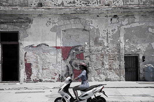 Cuba #5 by David Chasey
