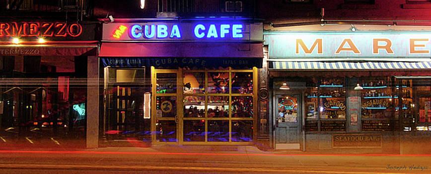 Cuba Cafe by Joseph Hedaya