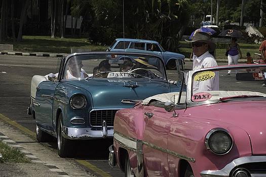 Cuba Car 4 by Will Burlingham