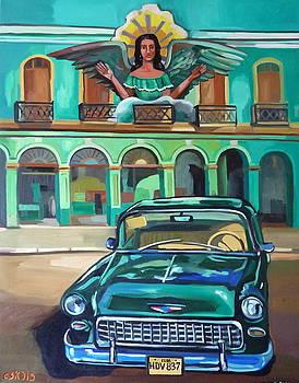 Cuba by Carmen Stanescu Kutzelnig