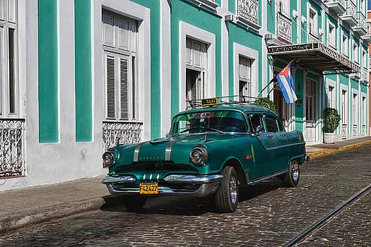 Cuba Cars II by Juergen Klust