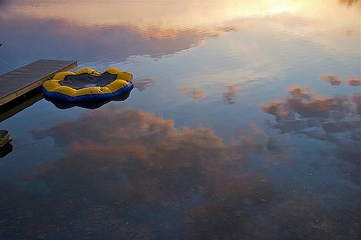 Cuba Lake NY 3 by David Riccardi