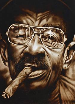 Cuban Cigar Worker by Perry Frantzman