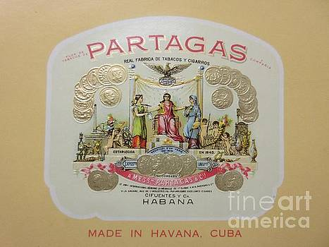 PD - Cuban Cigars by Partagas