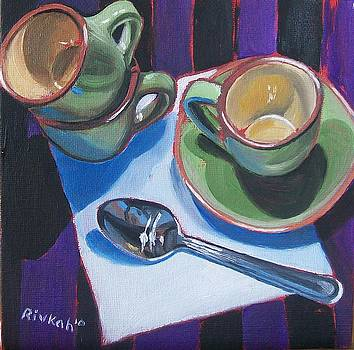 Cuban Coffee by Rivkah Singh