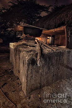 Cuban farmer cuisine  by Jose Rey