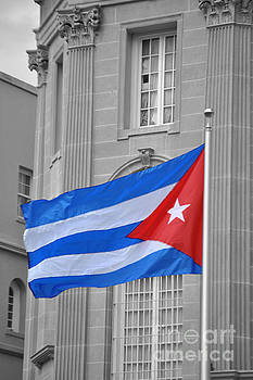 Jost Houk - Cuban Flag