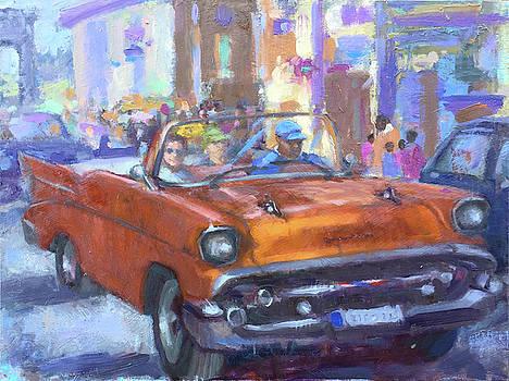 Cuban Style by Bruce Bingham