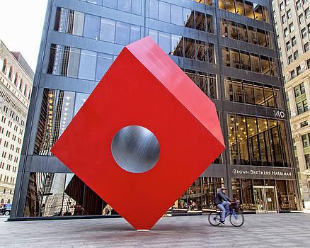 Cube by Alan Raasch