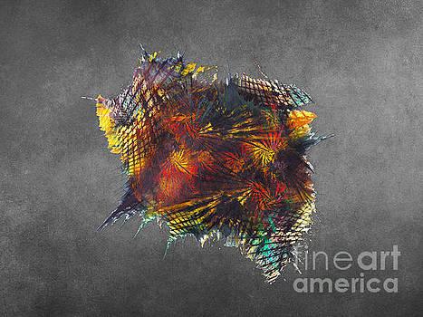 Justyna Jaszke JBJart - Cube - Fractal Art