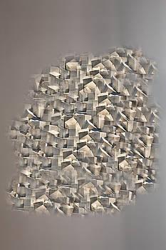 Cubism by Angel Jesus De la Fuente