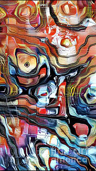 Cubist Abstractions by JD Poplin
