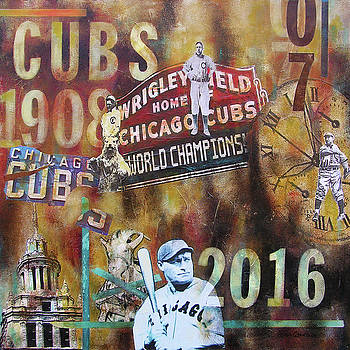 Cubs-2016 by Joseph Catanzaro