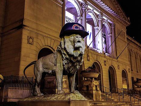 Cubs Lion Hearts by Britten Adams