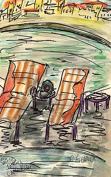 Lounge Chairs by Chuck Gebhardt