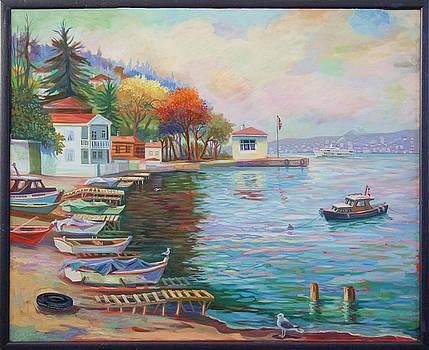 Cubuklu by Yavuz Saracoglu