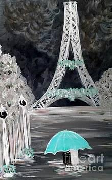 Cuddle at The Tower by Deborah MacQuarrie-Selib