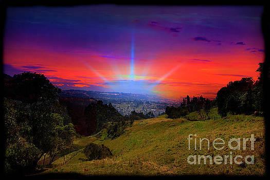 Cuenca Is Blessed II by Al Bourassa