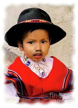 Cuenca Kids 1060 by Al Bourassa
