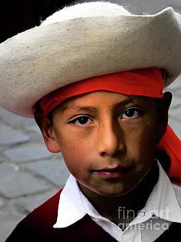 Cuenca Kids 1061 by Al Bourassa