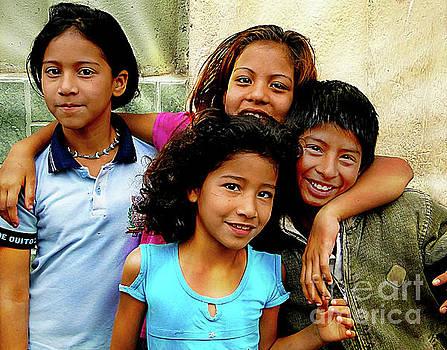 Cuenca Kids 1063 by Al Bourassa