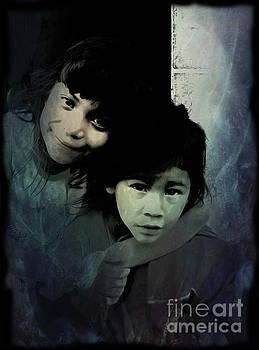 Cuenca Kids 1064a by Al Bourassa