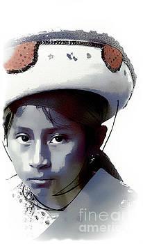 Cuenca Kids 1066 by Al Bourassa