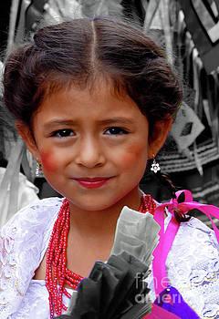 Cuenca Kids 1071 by Al Bourassa
