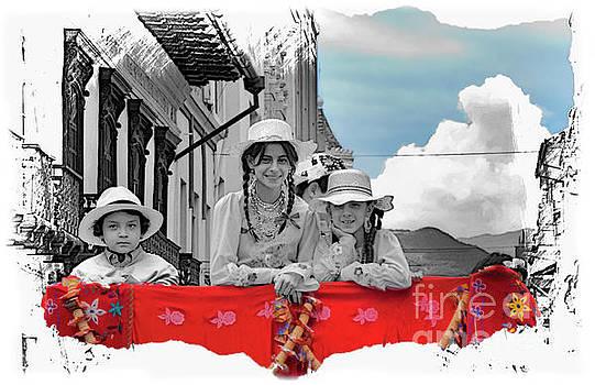 Cuenca Kids 1078 by Al Bourassa