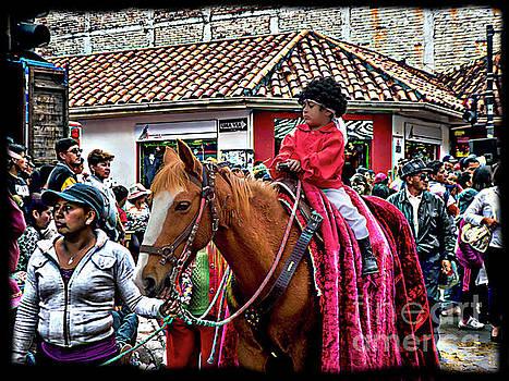 Cuenca Kids 1079 by Al Bourassa