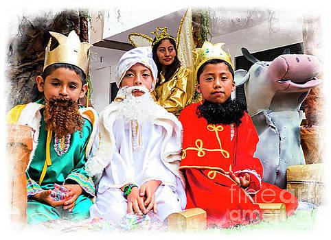 Cuenca Kids 1082 by Al Bourassa