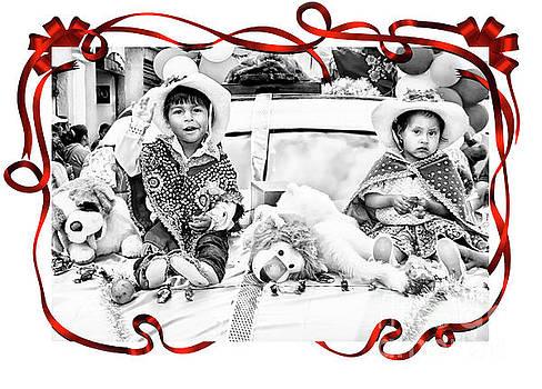 Cuenca Kids 1090 by Al Bourassa
