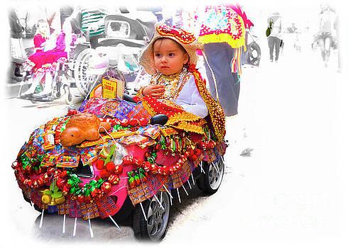 Cuenca Kids 1091 by Al Bourassa